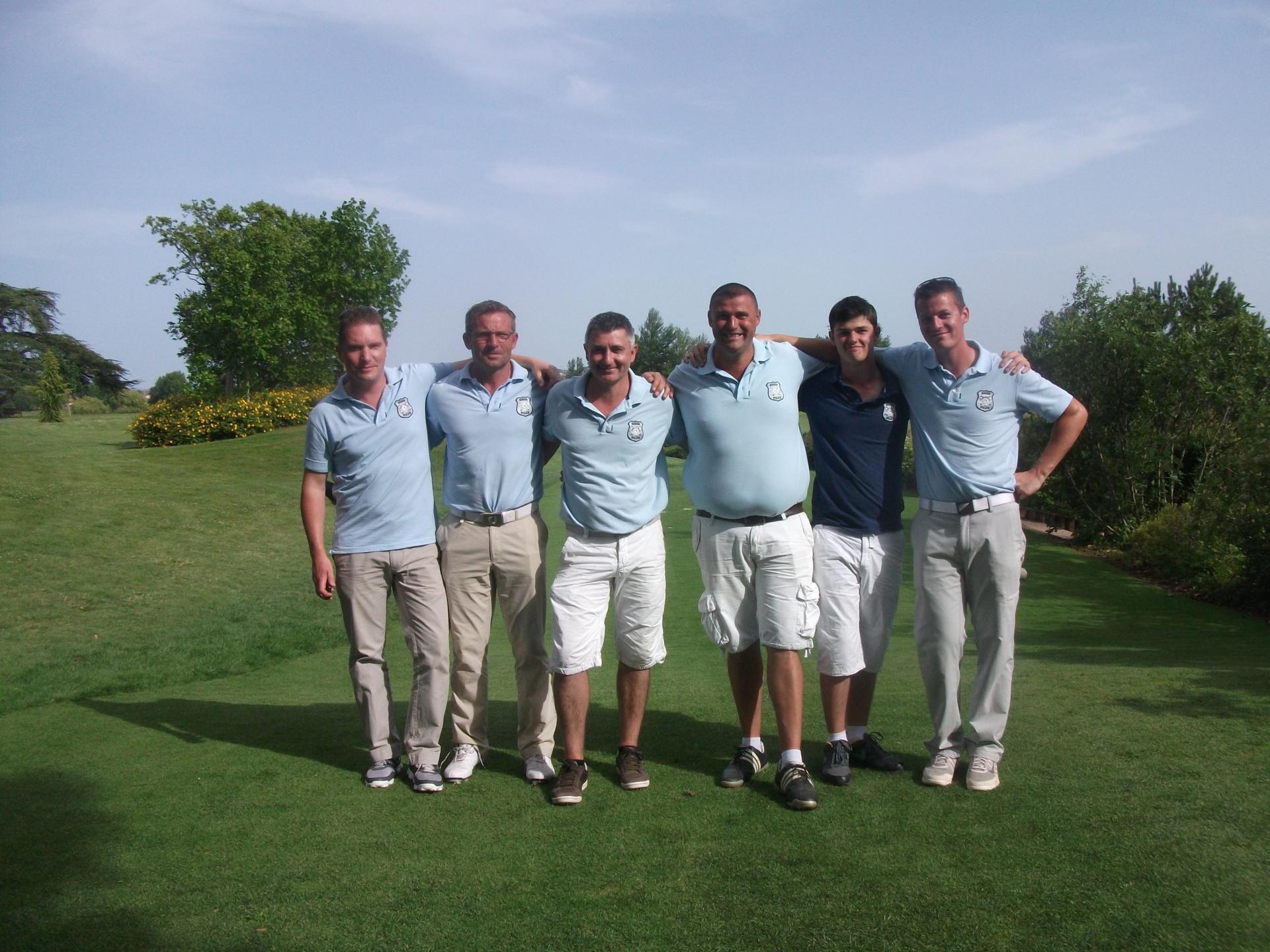 L'équipe - Albi 2014