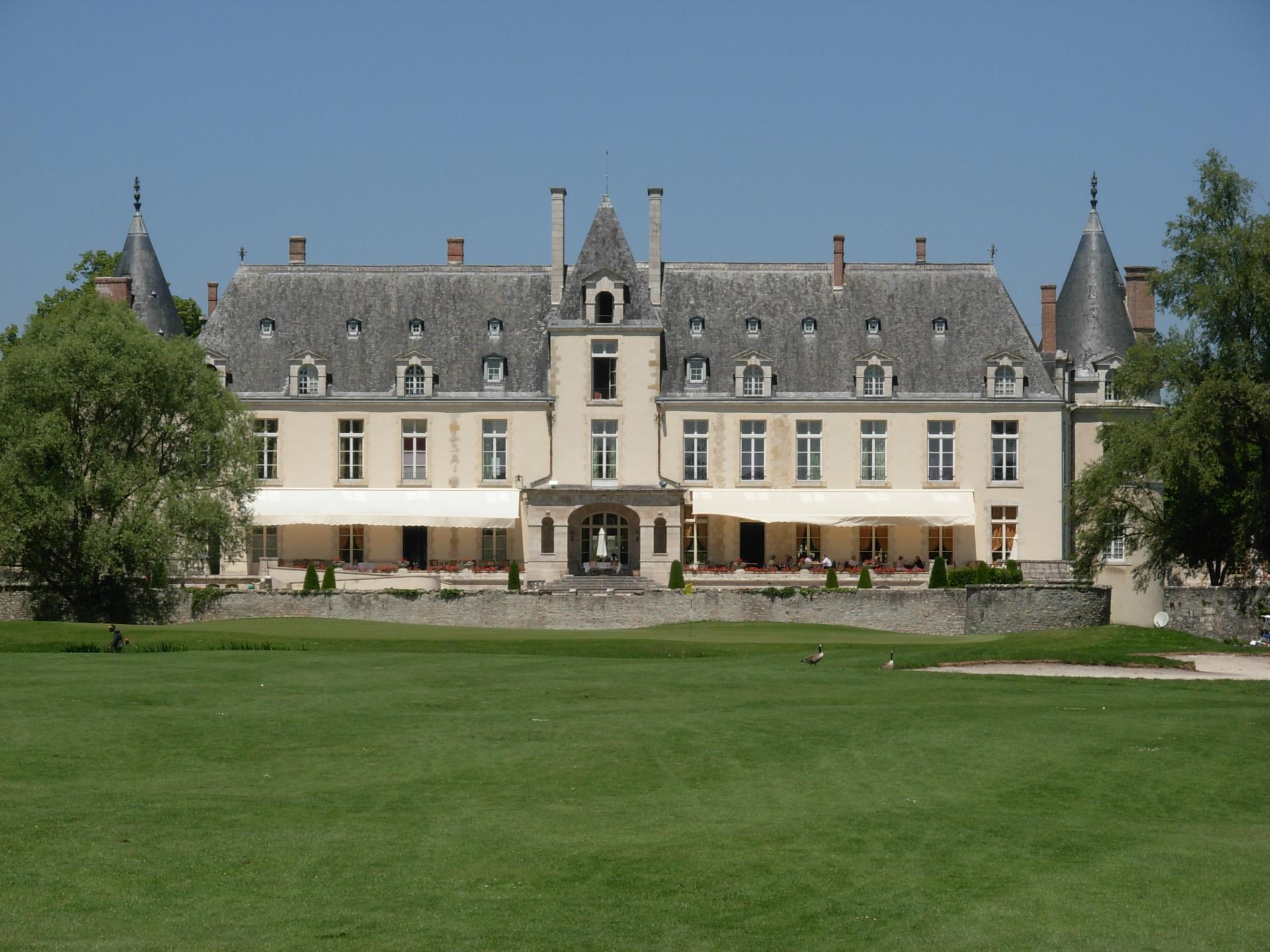Chateau d augerville