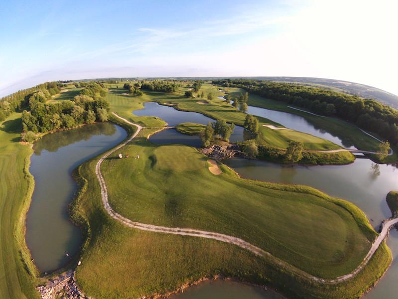 Crecy golf club vignoly