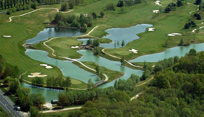 Golf de crecy