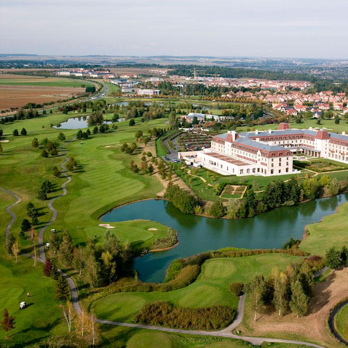 Golf disney hotel