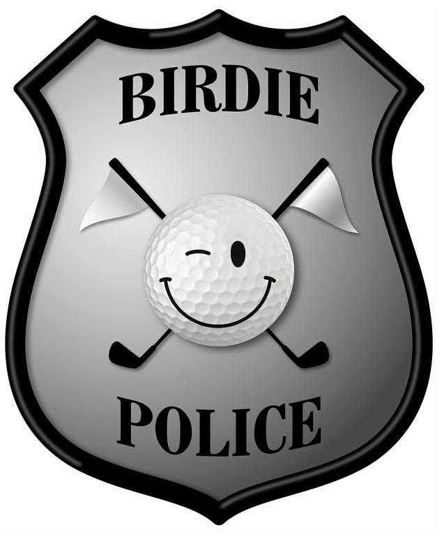 Logo birdie police