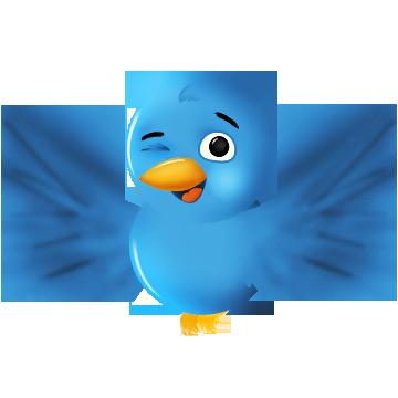 Twitter wink